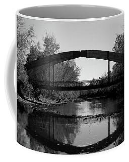 Kayaking In Antrim Park  Coffee Mug