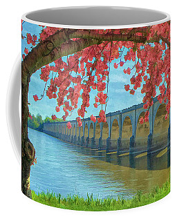 Beautiful Blossoms Coffee Mug