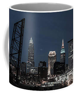Bridges And Buildings Coffee Mug