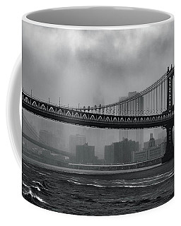 Bridges In The Storm Coffee Mug