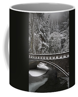 Bridges Of Multnomah Falls Coffee Mug