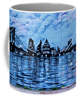 Bridges To New York Coffee Mug