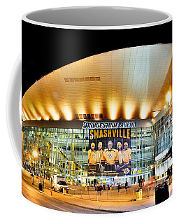 Bridgestone Arena Coffee Mug