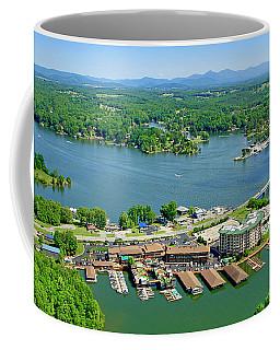 Bridgewater Plaza, Smith Mountain Lake, Virginia Coffee Mug