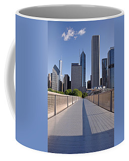 Bridgeway To Chicago Coffee Mug