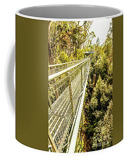 Bridging Forests  Coffee Mug