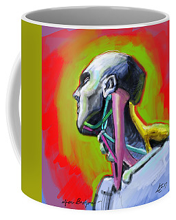Bridgman In Color Coffee Mug