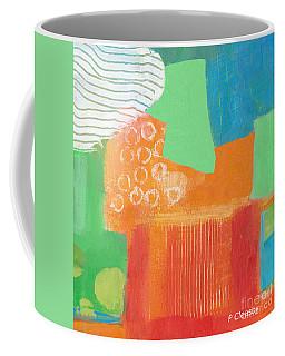 Bright Abstract Painting Coffee Mug