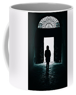 Bright Ancient Doorway Coffee Mug