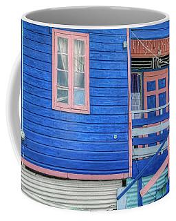 Bright And Bold Coffee Mug by Nadia Sanowar
