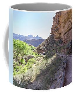 Bright Angel Trail Coffee Mug