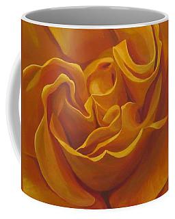 Bright As Yellow Coffee Mug