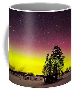 Bright Aurora Coffee Mug