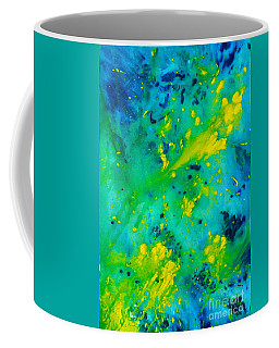 Bright Day In Nature Coffee Mug