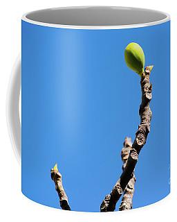 Bright Fig Against The Sky. Coffee Mug