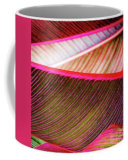 Bright Leaves 548 Coffee Mug