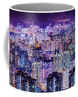 Bright Lights, Big City Coffee Mug