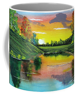 Bright Sunset Coffee Mug