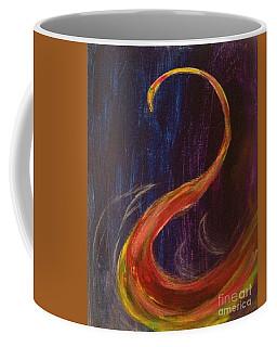 Bright Swan Coffee Mug