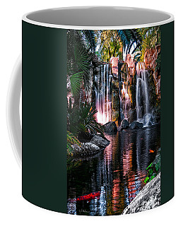 Bright Waterfalls Coffee Mug