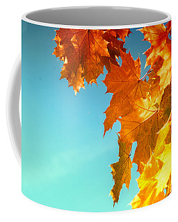 The Lord Of Autumnal Change Coffee Mug