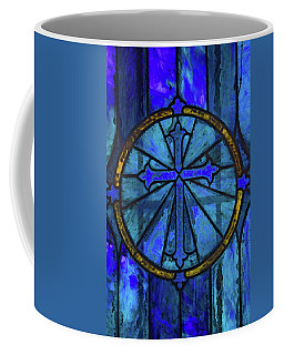 Brillant Blue Coffee Mug