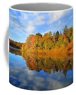 Brilliance Of Autumn Coffee Mug
