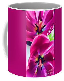 Coffee Mug featuring the photograph Brilliance by Roberta Byram