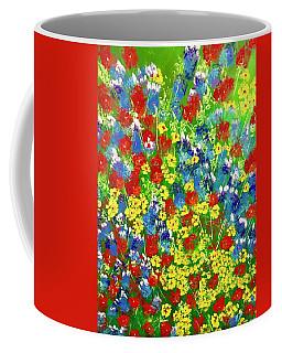 Brilliant Florals Coffee Mug