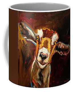 Brilliant Goat Coffee Mug