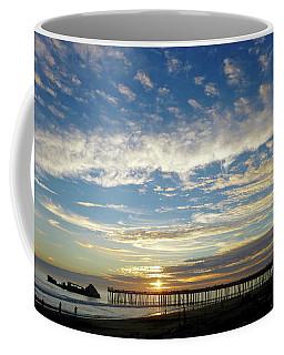 Brilliant Sunset Seacliff, Ca Coffee Mug