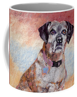 Brindle Coffee Mug