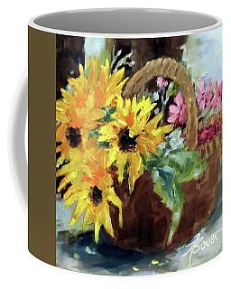Bringing In The Sunshine  Coffee Mug