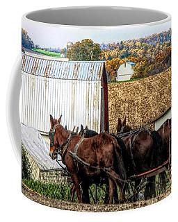 Bringing It Home In Lancaster County, Pennsylvania Coffee Mug