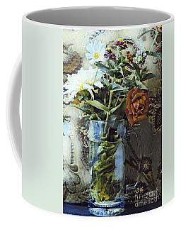 Bringing My Garden Inside Coffee Mug