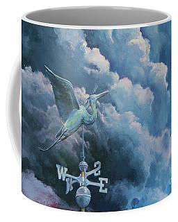 Bringing The Storm Coffee Mug