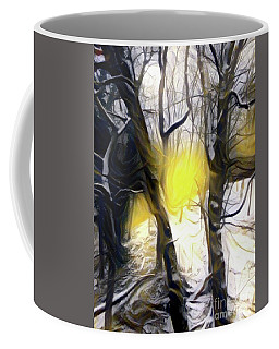Brink Of Sun Coffee Mug