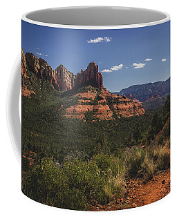 Brins Mesa Trail Vista Coffee Mug