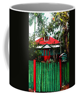 Brisbane Queenslander Coffee Mug