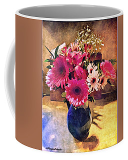 Brithday Wish Bouquet Coffee Mug