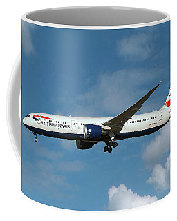 British Airways Boeing 787-9 Dreamliner Coffee Mug