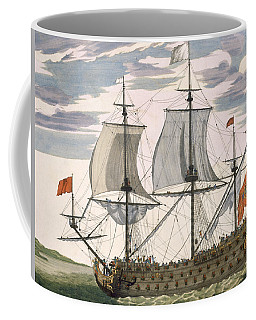 British Navy Coffee Mug