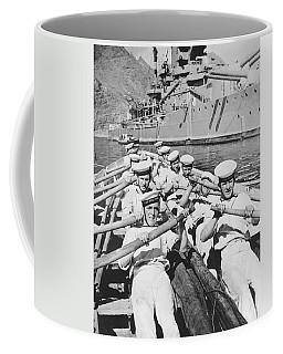 British Sailors Rowing Coffee Mug
