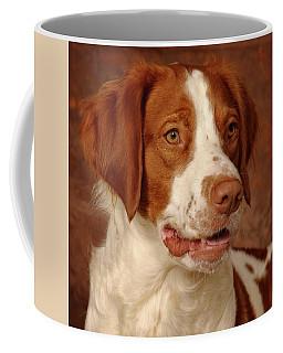 Brittany Coffee Mug by Greg Mimbs