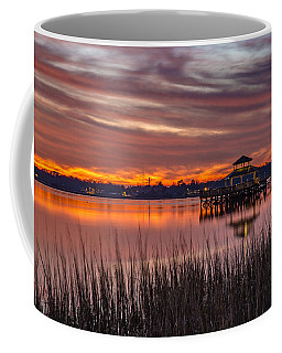 Brittlebank Park Dock Charleston Sc Coffee Mug