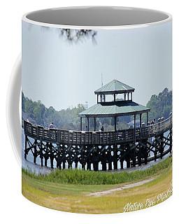 Brittlebank Park Pier Coffee Mug