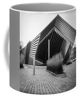 Broad Art Museum Coffee Mug by Larry Carr