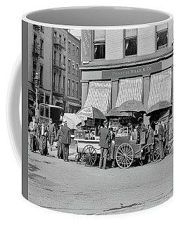 Broad St. Lunch Carts New York Coffee Mug