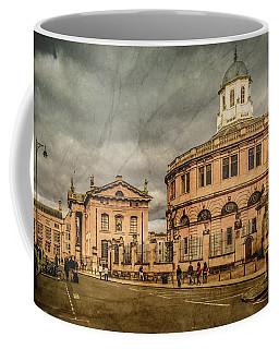 Oxford, England - Broad Street Coffee Mug