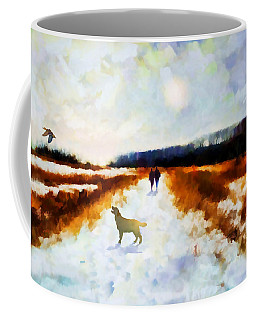 Broadland Walk Coffee Mug